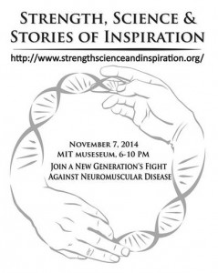 Strength, Science & Stories of Inspiration 2014