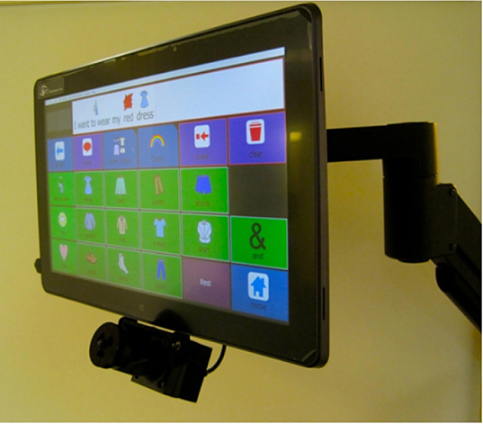 NuShield and LC Technologies Team Up to Help Patients Communicate Using Eye Tracking Technology on Tablets
