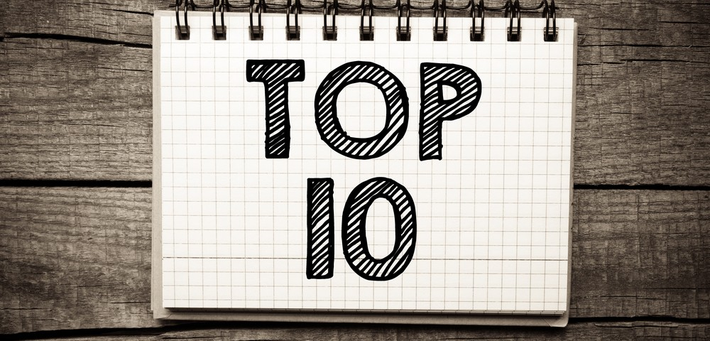 Top 10 Muscular Dystrophy Articles of 2015