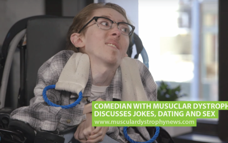 Comedian With Muscular Dystrophy Discusses Jokes, Dating and Sex